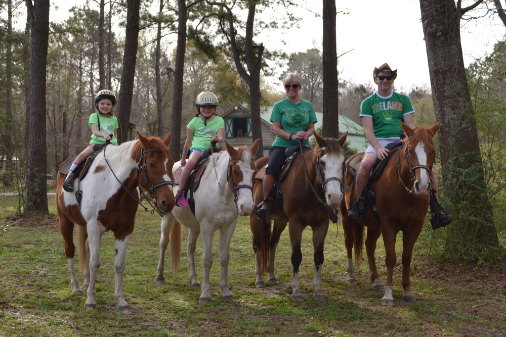 Trail Ride Gift Certificates $75 Each
